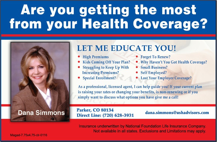 Dana Simmons US Health Advisors