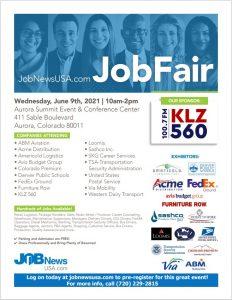 Denver Job Fair June 2021